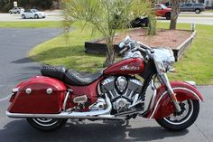 2016 Indian Springfield SPRINGFIELD BAGGER In MURRELLS INLET SC - AUTOMAXX/COASTAL VICTORY-POLARIS