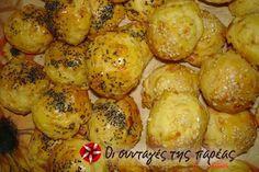 Αλμυρά #sintagespareas Cookie Dough Pie, Savory Muffins, Greek Cooking, Recipe Images, Greek Recipes, Yummy Snacks, Baked Potato, Food To Make, Dessert Recipes