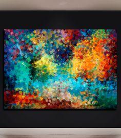 Quadro: Luzes 12 Art. Thiago Christo #arte #arquitetura #decoration #decoração #canvas #quadros #fineart #galeria #casadedesigner #decoracao #home #bomgosto
