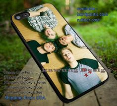 5 Seconds of Summer Merch iPhone 6s 6 6plus 5s 5c Cases Samsung Galaxy S4/S5/S6 Edge NOTE 3/4/5 #music #5sos ii