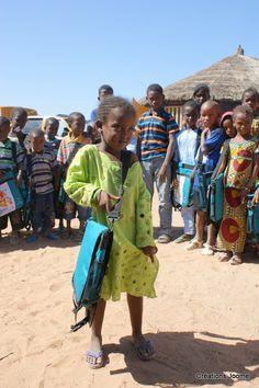 Ouverture de l'Ecole Soxna Beyeà AFRIKA RANCH!
