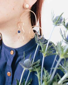 Coba Mobile Earrings