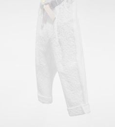 Imagem 4 de Calças bordadas da Zara