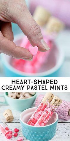 Creamy Pastel Mints