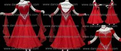 Modern dance dress model no. 2230