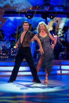 Carol and Pasha - Strictly Come Dancing 2015 - Week 1