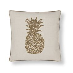 Pineapple Beaded Cus