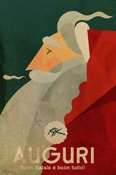 Buon Natale a tutti by Riccardo Guasco