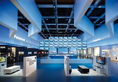 Since 2008 D'art Design has been designing the brand architecture of Panasonic at the IFA. In 2010 D'art Design underlined Panasonic's 3D specialization on more than 4,500 sqm