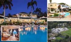 Sir Cliff Richard puts six-bedroom villa in Barbados on market #DailyMail