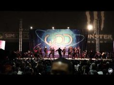 Acadamy Of Villains 2nd Place | World Of Dance Los Angeles 2013