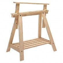 70x70-98,5x40cm - építész fabak