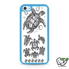 Trutle Tribal iPhone 5C Case