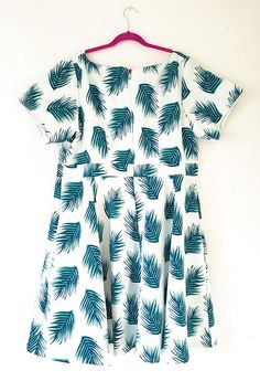 Sewing Class, Fit Flare Dress, Dress Making, Tie Dye, Plus Size, Blouse, Clothes, Patterns, Inspired