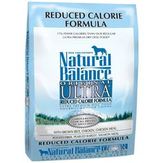 Natural Balance Original Ultra Reduced Calorie Dry Dog Food >>> Insider's special review you can't miss. Read more  : Dog Food