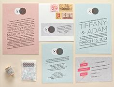 Wedding invites and Baby announcements.  Neither of which apply to me, but love their stuff!