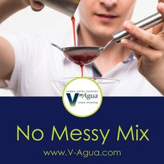 V-Agua saves you the hassle of needing a mixer. The ready to serve pouch is simple and easy to enjoy. No more messy mixers!  #vodka #vodkawater #vodkacocktail #vodkadrink #vodkapouch #vodkamix