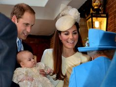 The cutest royal christening pics you ever did see | HLNtv.com
