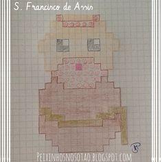 PEIXINHOS NO SOTÃO: S. Francisco de Assis