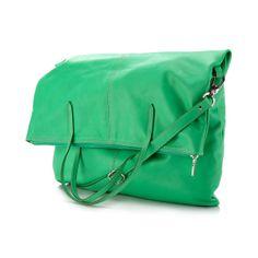 Zielono Ci? :) Nie czekaj, znajdziesz ją tu: https://www.sklep.wittchen.com/product/9232/torebka-damska.html