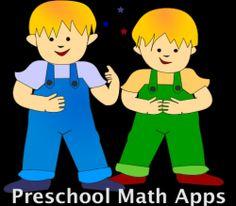 Preschool Math Apps for iPad
