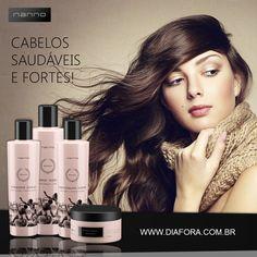 Reúne agentes reconstrutores efetivos, eficientes no reequilíbrio dos cabelos ressecados e desidratados. Peça ao seu consultor!www.diafora.com.br