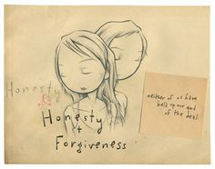 Kurt Halsey - Honesty and Forgiveness Kurt Halsey, Simple Aesthetic, Couple Cartoon, Doodle Sketch, Art File, Beach Waves, Honesty, Ancient Art, Beautiful Tattoos