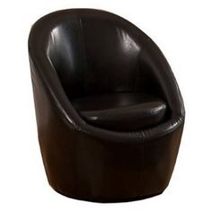 Sofa Collection Funky Modern Egg Shaped Mololo Tub Chair in Leather