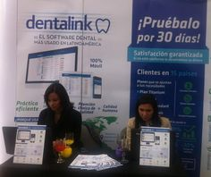 Nuestro equipo de #Dentalink en  el Super seminario de Coa
