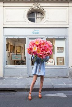 In Bloom - Peonies in the 6th