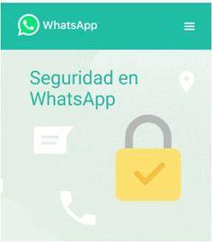 El Blog de Jose Luis Alonso: WhatsApp Mas Seguro Cifrado de Datos