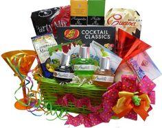 Art of Appreciation Gift Baskets Cocktail Classics Party Pack and Drink Mix Gift Basket Review