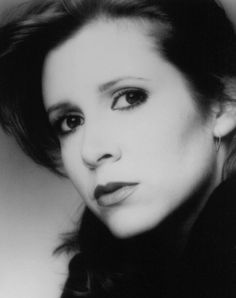 Carrie Fisher (1956 - 2016))