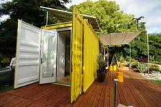 Cargotecture Selected as 2011 Sunset Idea House - Modular Building, Prefab Design, - residentialarchitect Magazine