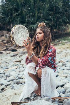 BOHEME - Mimi Elashiry for  Turquoise Lane | Spell Blog