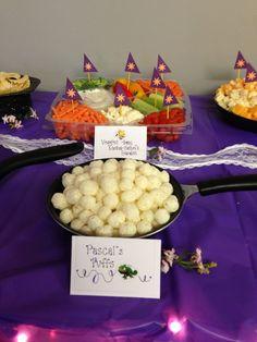 Rapunzel/Tangled Birthday Party Ideas