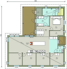 Untitled X21, House Layouts, House Plans, Floor Plans, Flooring, How To Plan, Sims, Model, Ideas