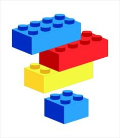lego bricks clip art vector clip art online royalty free public rh pinterest com lego clips lego clipper instructions