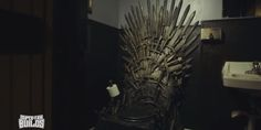 Forget The Seven Kingdoms, And Rule Your Bathroom With This