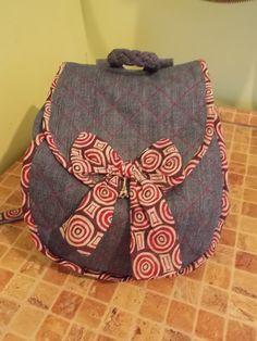Женский рюкзак своими руками выкройка