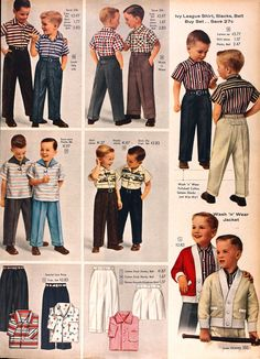 1950 Teenage Clothing Boys fashion in the 1950s exemplified the 24