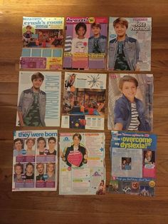 Rare Jace Norman Posters & Articles! Henry Ganger Nickelodeon from $0.99