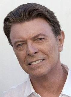 DAVID BOWIE valentines day 2013.