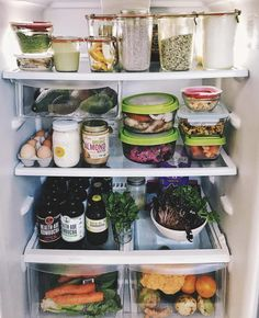 Pantry+Fridge Must-Haves and organization — Lee From America