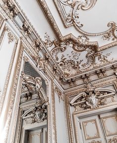 - ORNATE DETAILS - Finding inspiration from intricate corner detailing in opulent finishes Architecture Baroque, Cultural Architecture, Ancient Architecture, Beautiful Architecture, Beautiful Buildings, Interior Architecture, Beautiful Places, Architecture Wallpaper, Interior Design