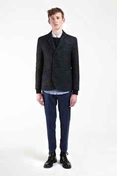 Carven veste en tweed AW 2012