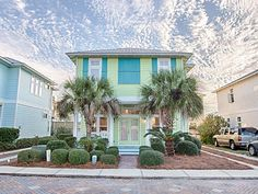 House vacation rental in Blue Mountain Beach, Florida, United States of America from VRBO.com! #vacation #rental #travel #vrbo