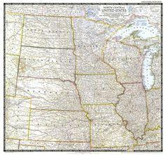 USA - North Central (1948)