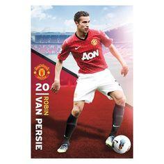 Manchester United 2012/13 Van Persie Poster - 61 x 92cm