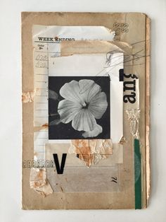 "leeamckenna: ""Lee McKenna 2016 Handmade Collage """